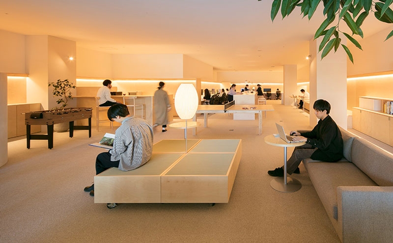 金山オフィス画像